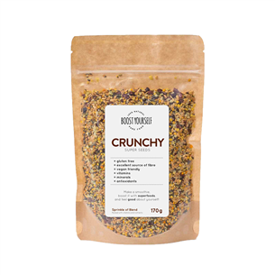 Crunchy super seeds smuutile Boost YourSelf