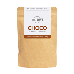 Choco supertoidusegu smuutile Boost YourSelf
