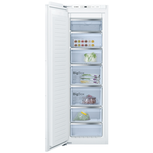 Built-in freezer Bosch (211 L)