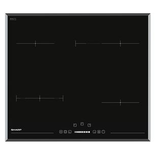 Integreeritav keraamiline pliidiplaat Sharp
