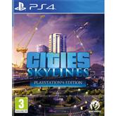 PS4 mäng Cities: Skylines