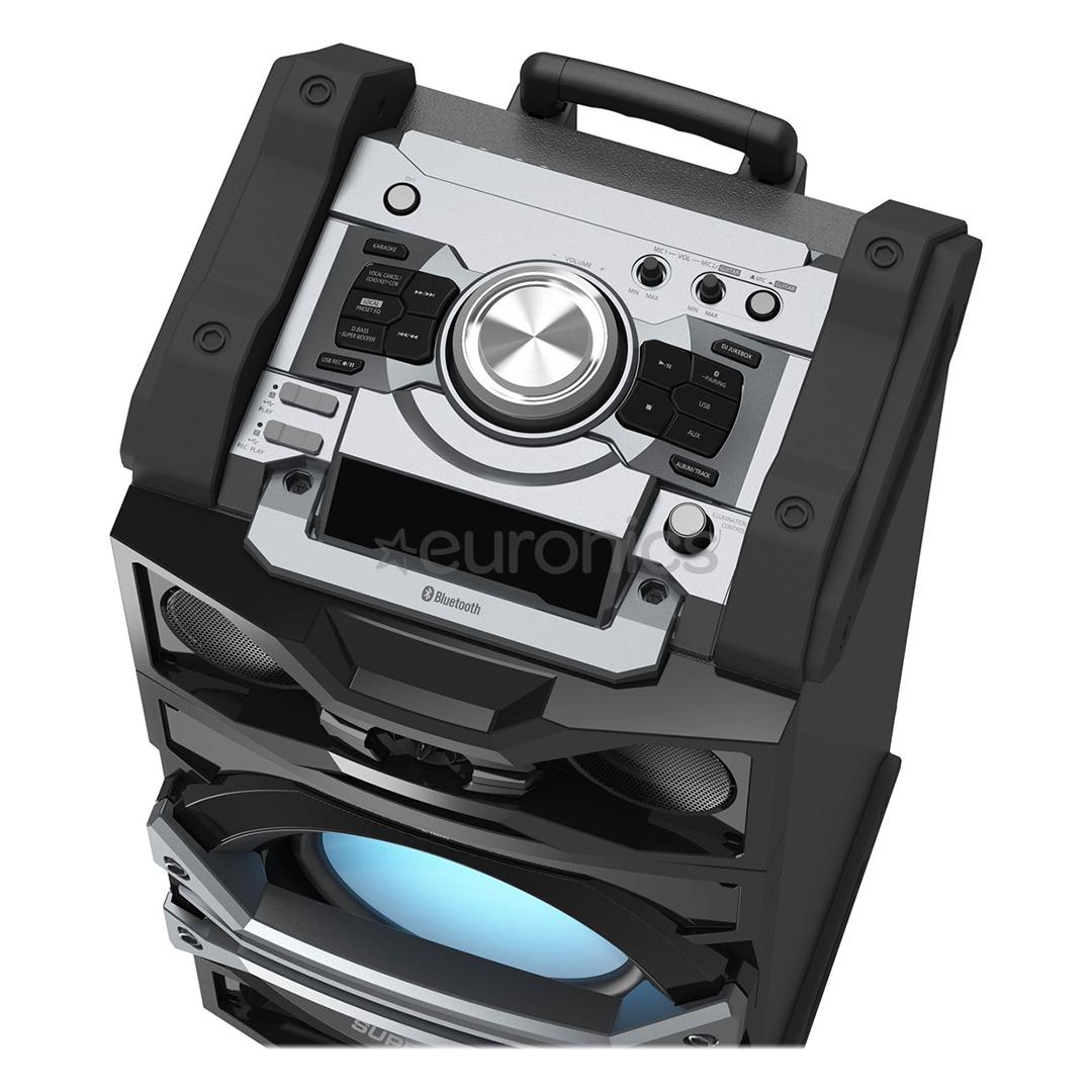 Muusikakeskus Panasonic SC-CMAX5E
