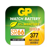 Батарейка для часов SR66, GP
