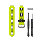 Replacement bands for Garmin Forerunner 735XT Yellow / Black