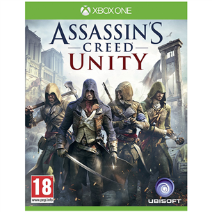 Xbox One mäng Assassins Creed: Unity