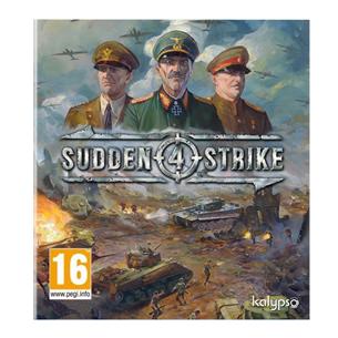 Arvutimäng Sudden Strike 4