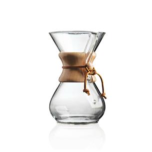 Kohvikann 6-tassi Chemex