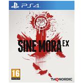 PS4 mäng Sine Mora EX