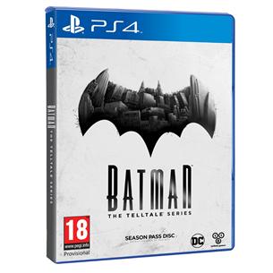 PS4 mäng Batman - The Telltale Series