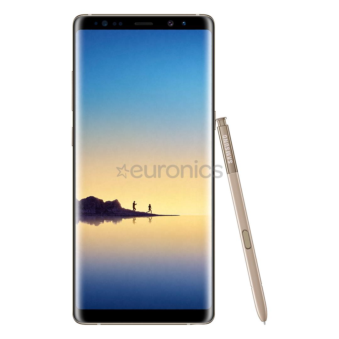 Smartphone Samsung Galaxy Note 8 Dual Sim Sm N950fzddseb