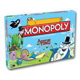 Lauamäng Monopoly - Adventure Time