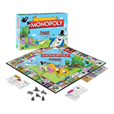 Board game Monopoly - Adventure Time