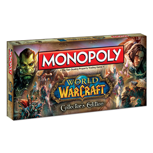 Lauamäng Monopoly - World of Warcraft