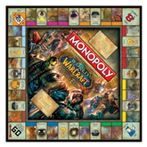 Board game Monopoly - World of Warcraft