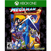 Xbox One mäng Mega Man Legacy Collection 2