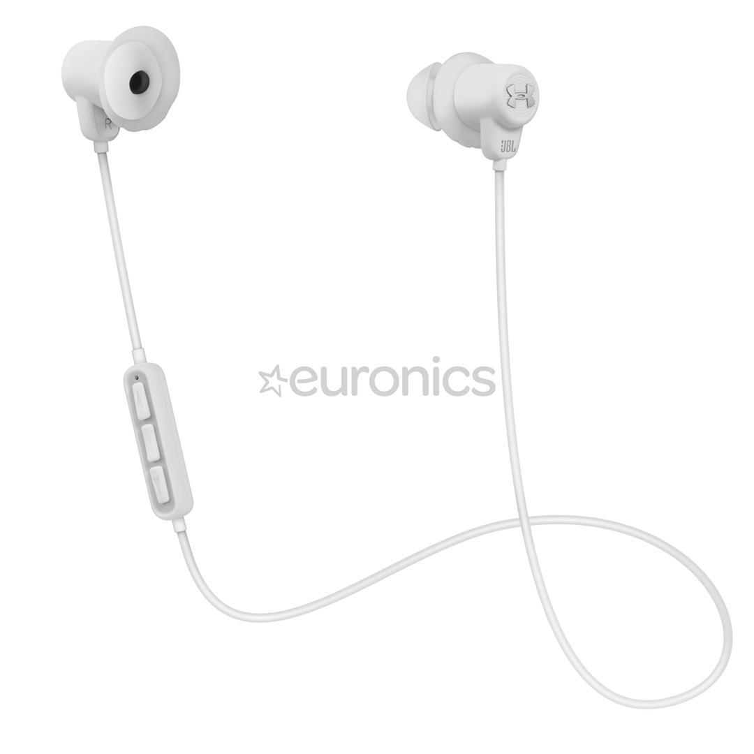 1790ac9582b Wireless earphones JBL Under Armour Sport, UAJBLIEBTWHT