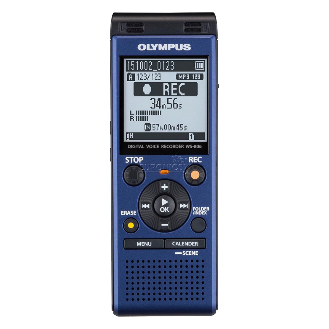 a04c2402a5c Diktofon Olympus WS-806