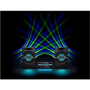 Muusikakeskus Sony Shake X30