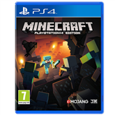 PS4 mäng Minecraft