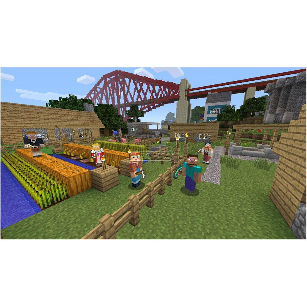 Ps4 Game Minecraft 711719439417
