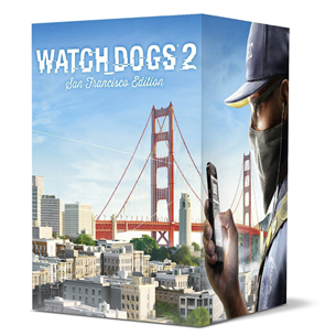 PS4 mäng Watch Dogs 2 San Fransisco Edition