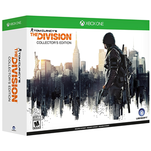 Xbox One mäng Tom Clancys The Division Collectors Edition