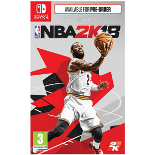 Switch mäng NBA 2K18