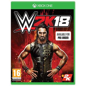 Xbox One mäng WWE 2K18