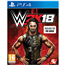 PS4 mäng WWE 2K18