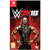 Switch mäng WWE 2K18