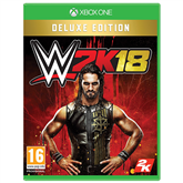 Xbox One mäng WWE 2K18 Deluxe Edition