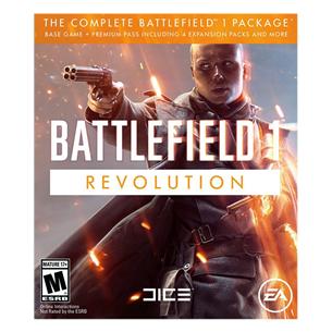 PS4 mäng Battlefield 1 Revolution 5030939122431
