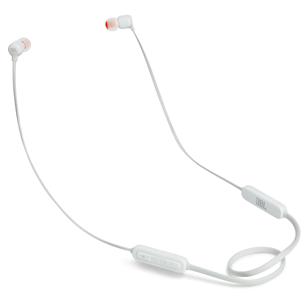 Wireless headphones, JBL JBLT110BTWHT