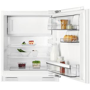 Built-in refrigerator AEG (82 cm)