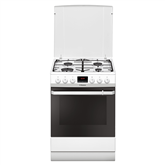 Gas cooker with electric oven, Hansa / 60 cm