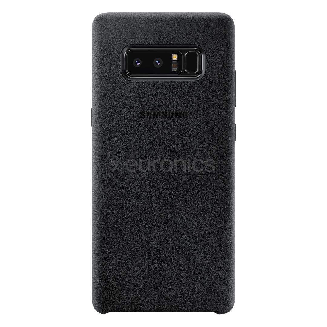 newest b918d a1fb4 Samsung Galaxy Note 8 Alcantara cover