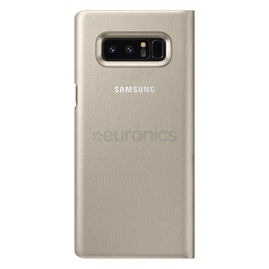 size 40 c8c50 86e79 Samsung Galaxy Note 8 LED View cover