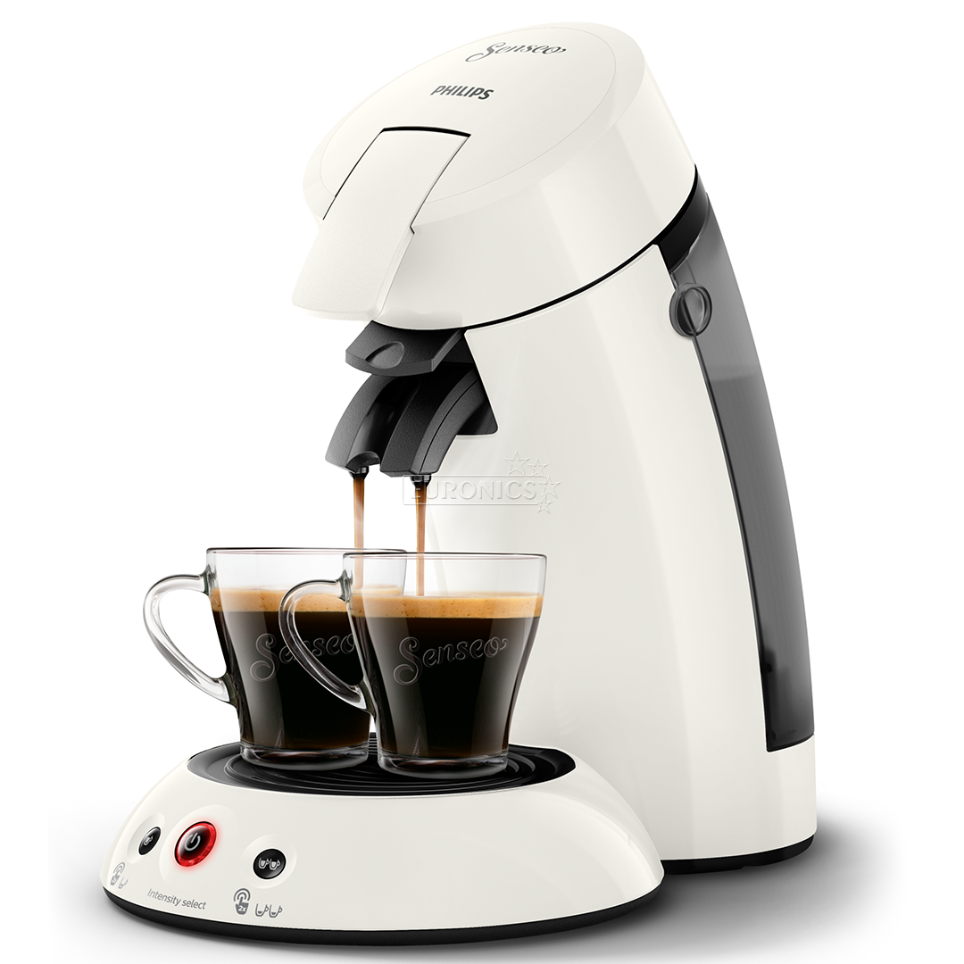 coffee pod machine senseo original philips hd6554 10. Black Bedroom Furniture Sets. Home Design Ideas