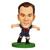 Figurine Andres Iniesta FC Barcelona, SoccerStarz