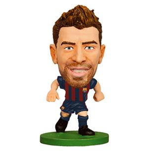 Kujuke SoccerStarz Gerard Pique FC Barcelona