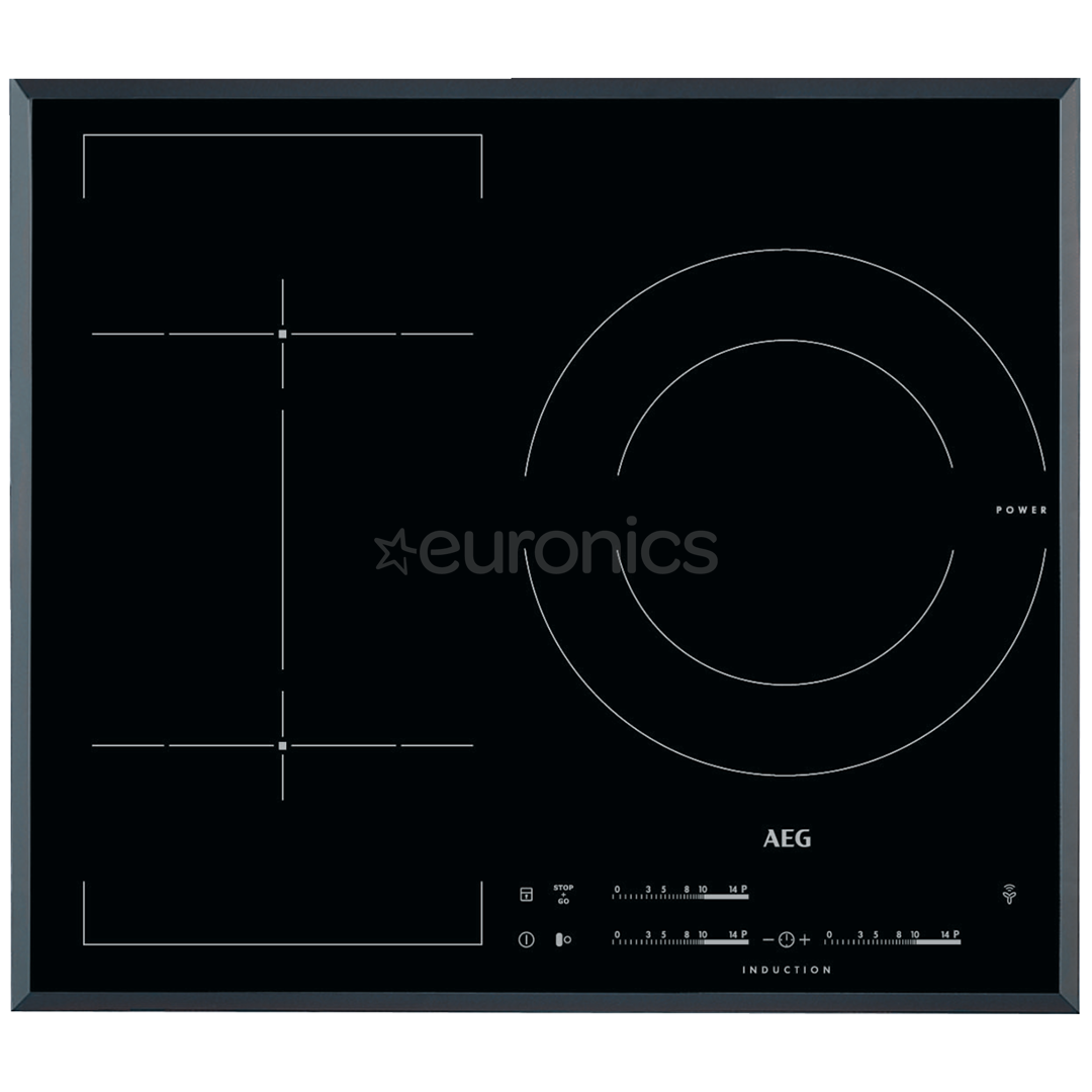 built in induction hob aeg hkl65310fb. Black Bedroom Furniture Sets. Home Design Ideas