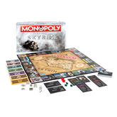 Board game Monopoly - Skyrim