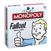 Board game Monopoly - Fallout