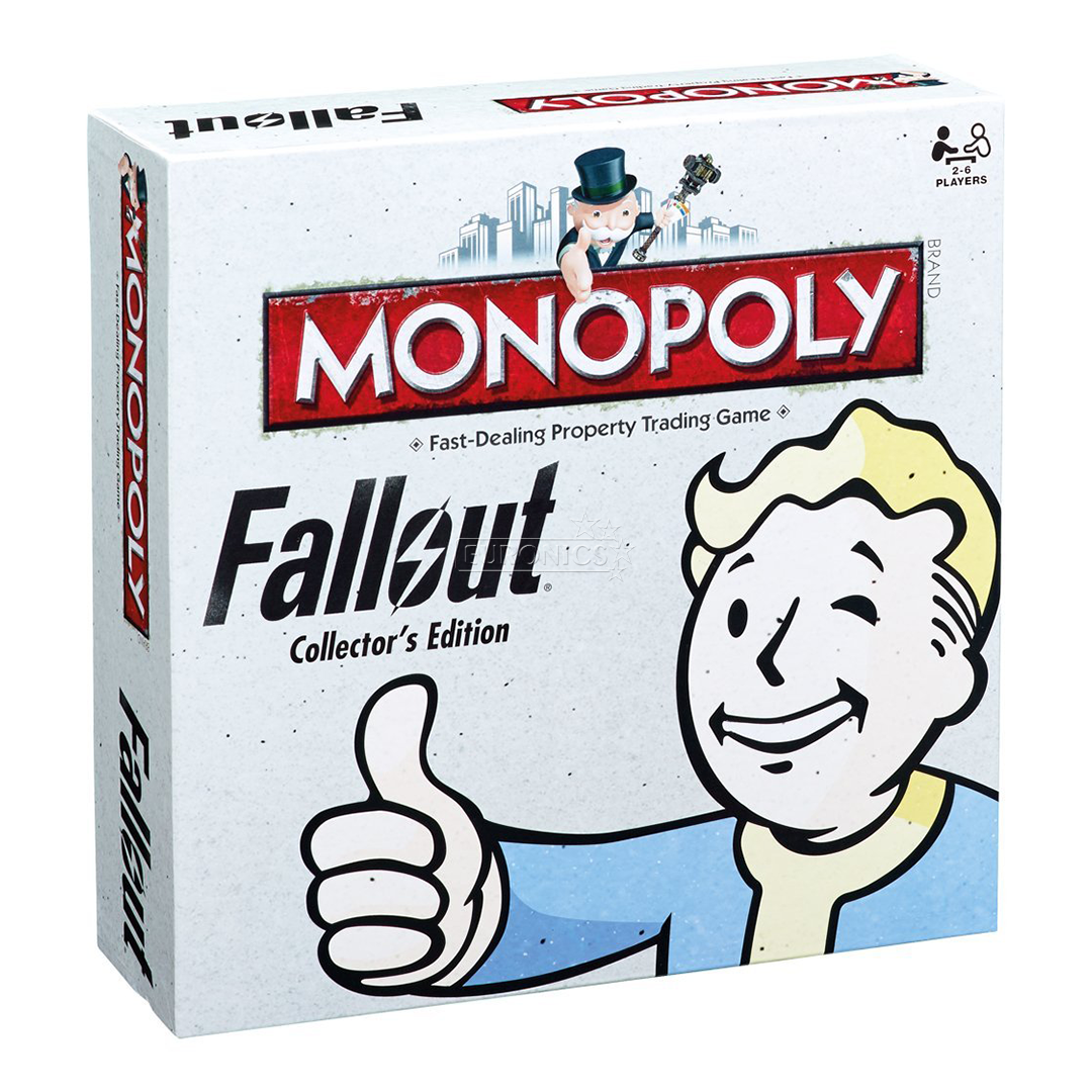 67804679096 Lauamäng Monopoly - Fallout, 5036905027168