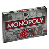 Board game Monopoly - The Walking Dead