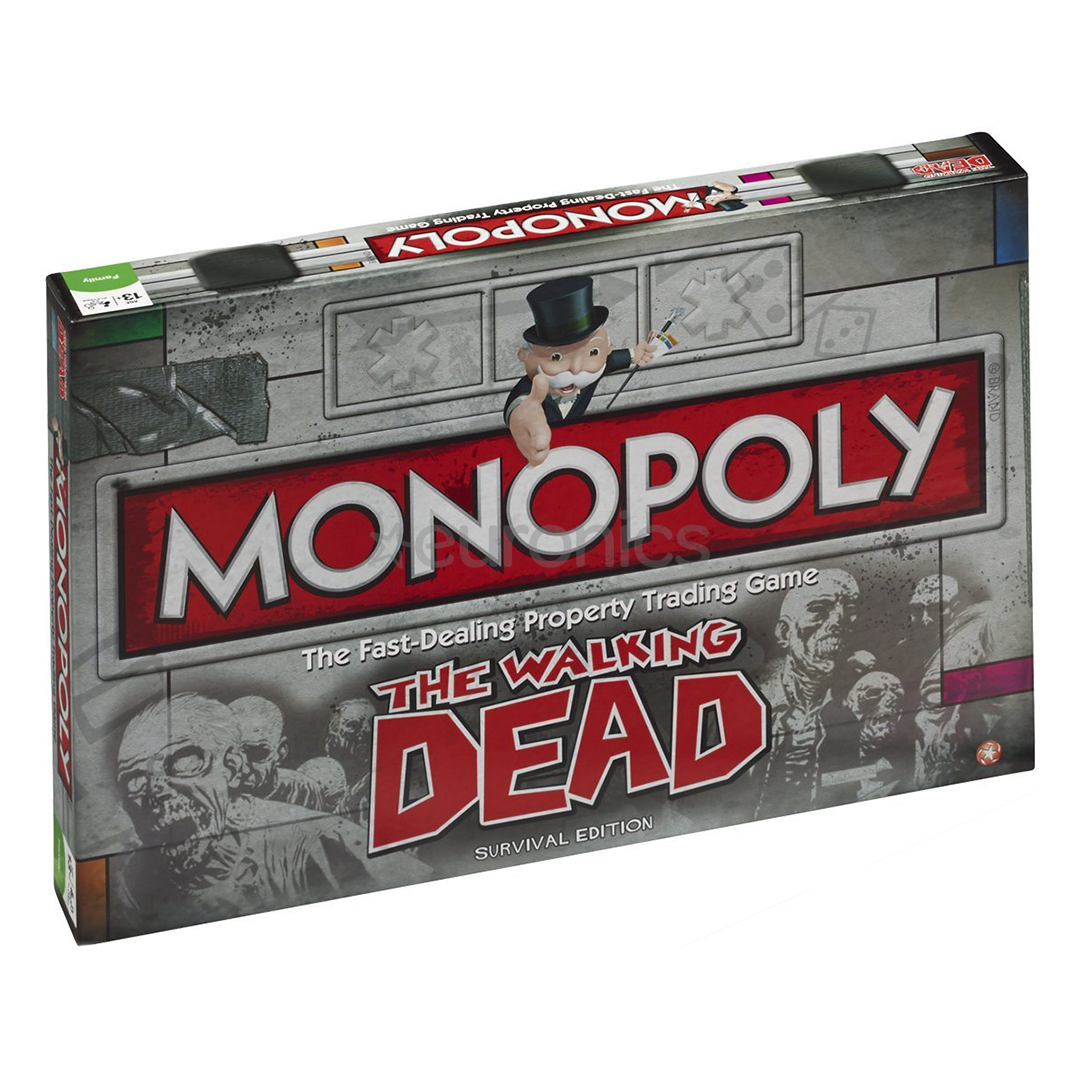 ca0b28f85d2 Lauamäng Monopoly - The Walking Dead, 5036905021470