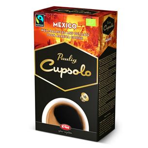 Kohvikapslid Cupsolo Mexico, Paulig