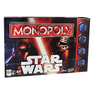 Lauamäng Monopoly - Star Wars