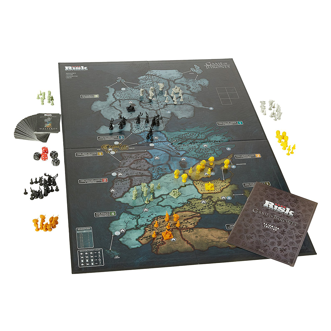 Board game Risk - Game of Thrones, 5036905024518