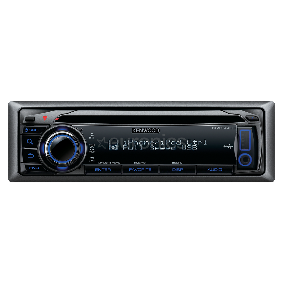 Marine stereo system Kenwood